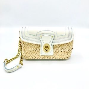 Coach - Mini Basket Dinner Purse